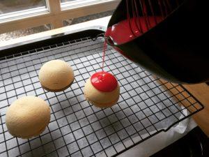 Glazering af kager