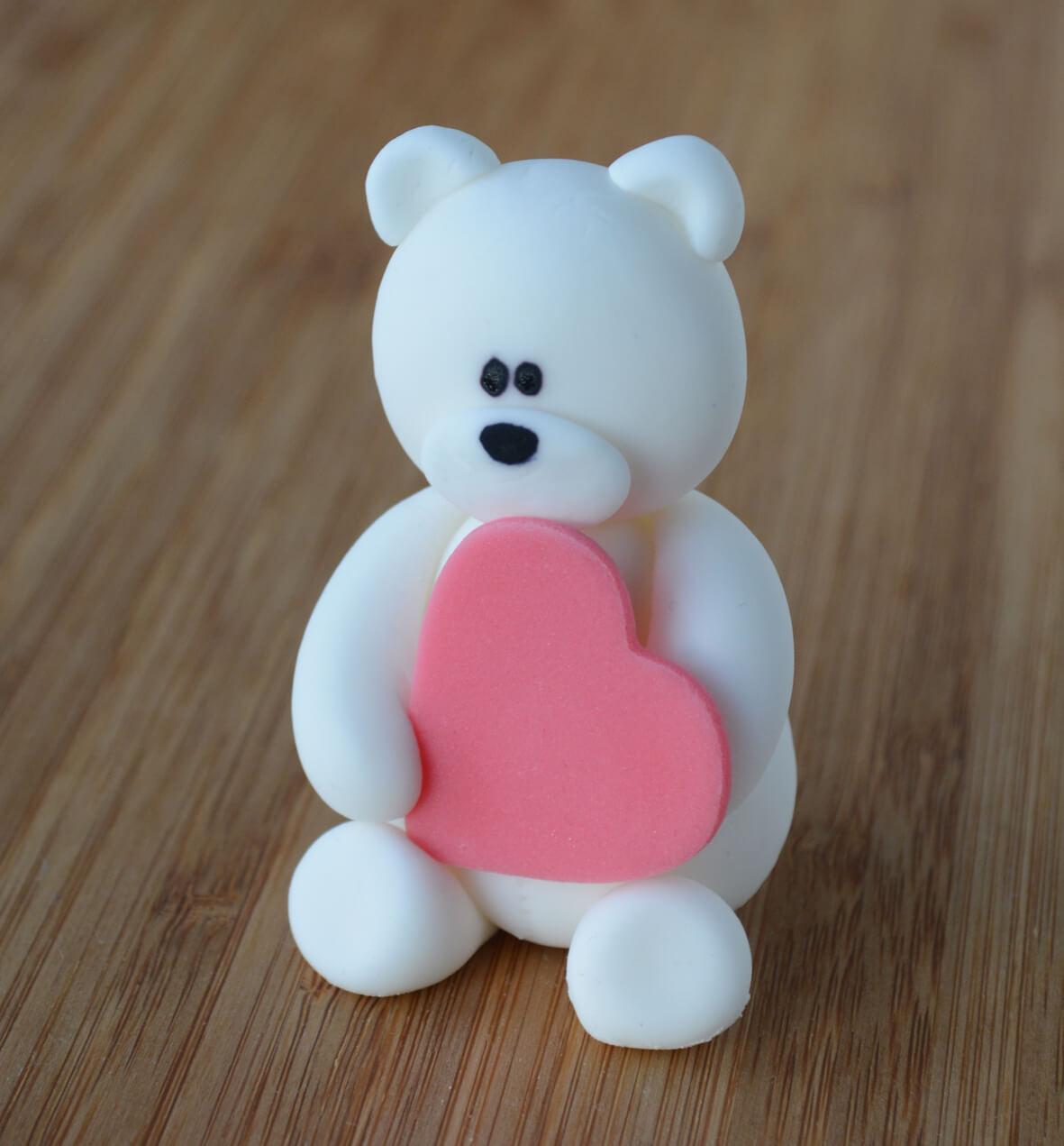 Bamse med hjerte