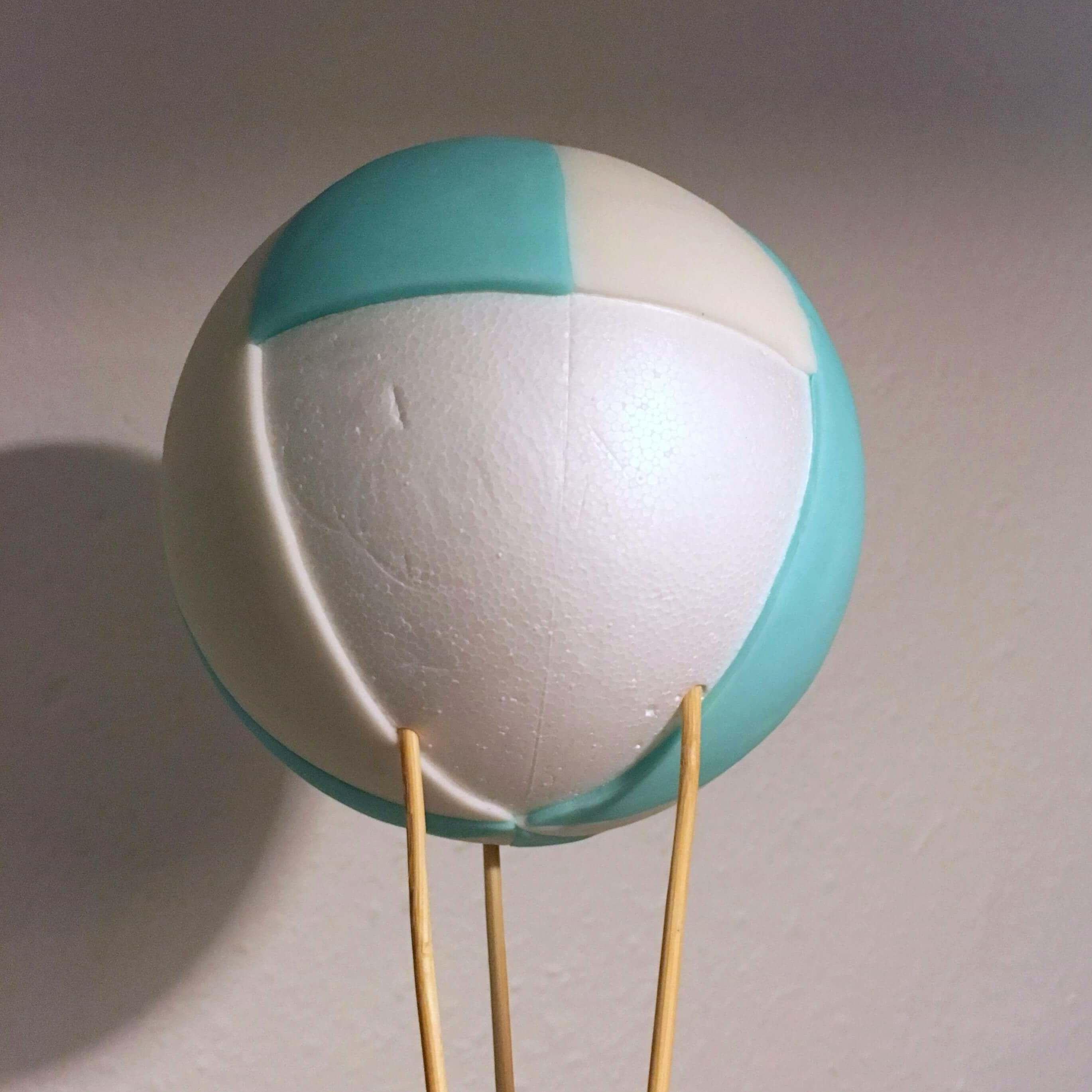 Luftballon step 2