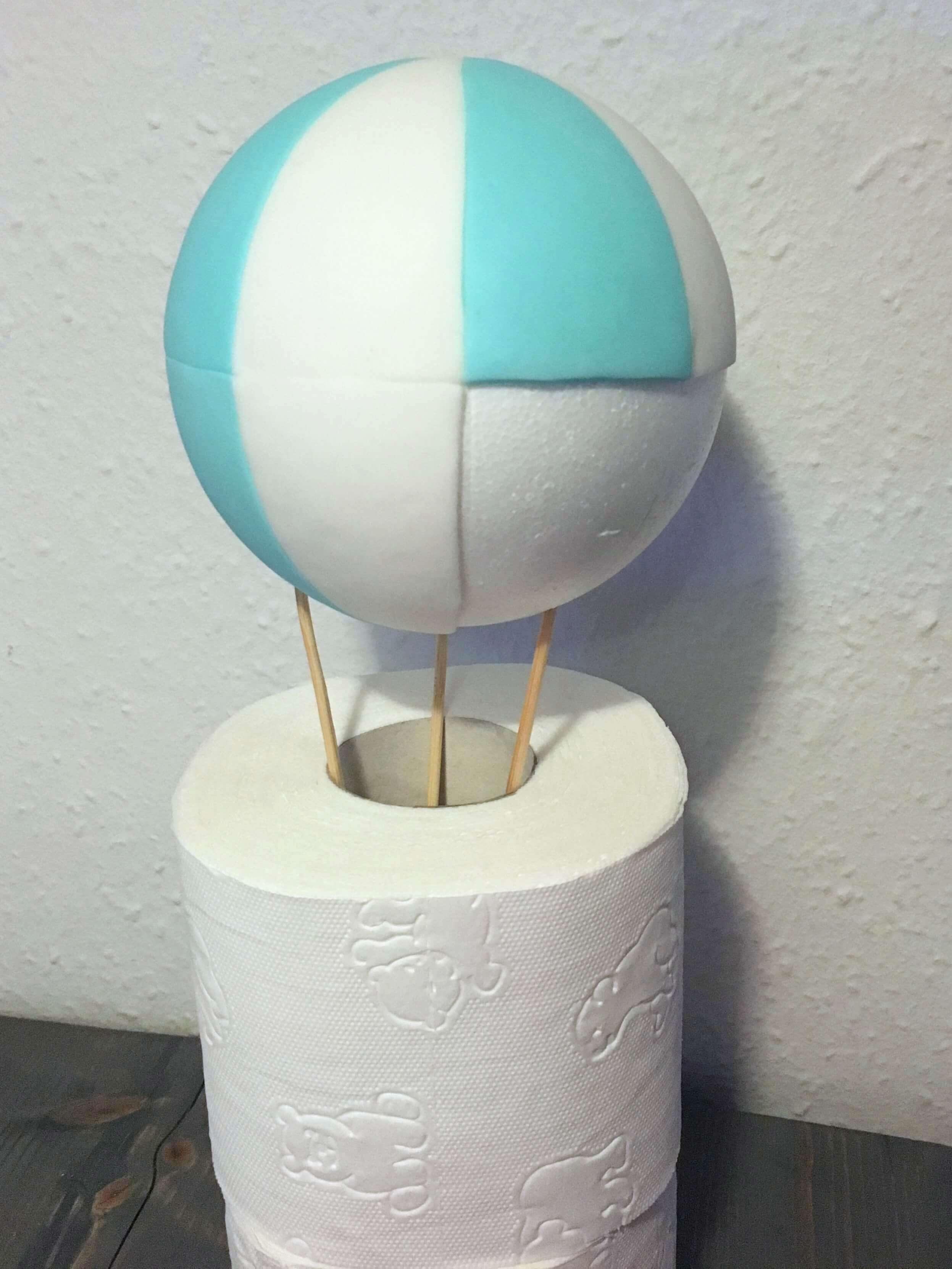 Luftballon step 4