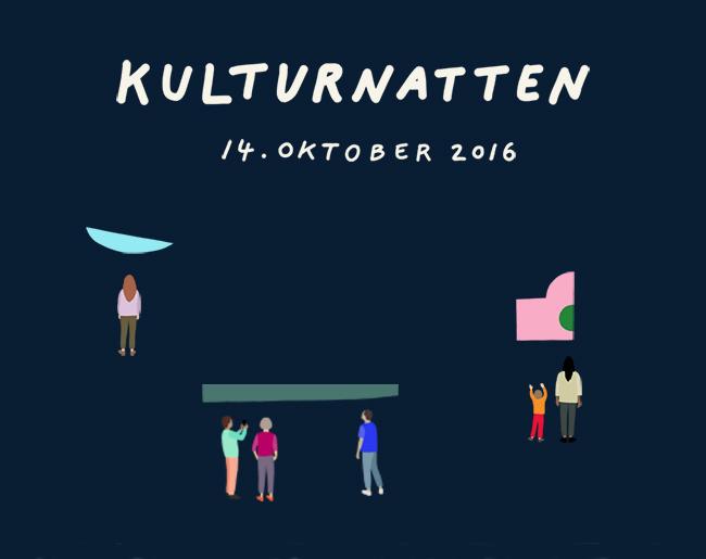 Poster Kulturnatten 2016