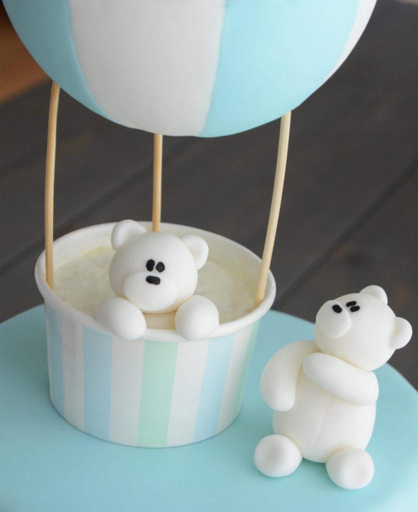 Bamse i luftballon