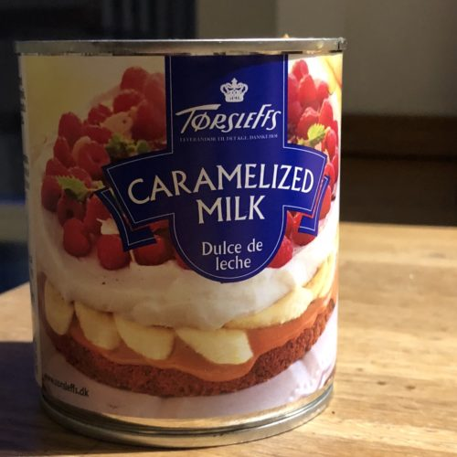 Den hurtigste opskrift på karamelmousse med Dulche de leche - fines.dk