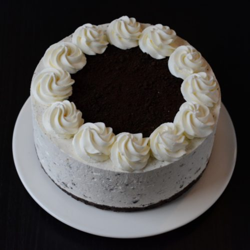 Oreo cheesecake - fines.dk