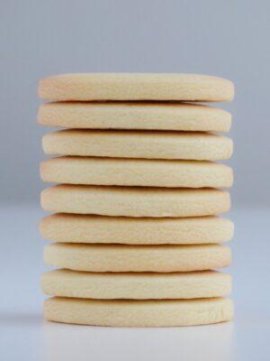 Udstik småkager med denne opskrift