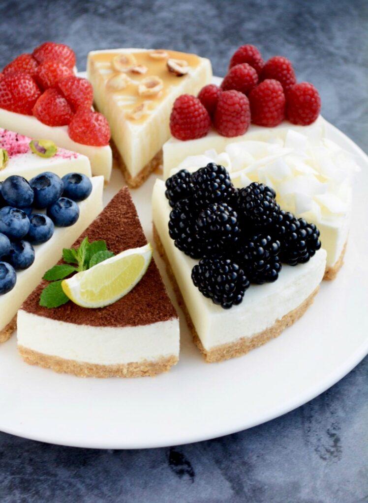Smagssammensætning til kage