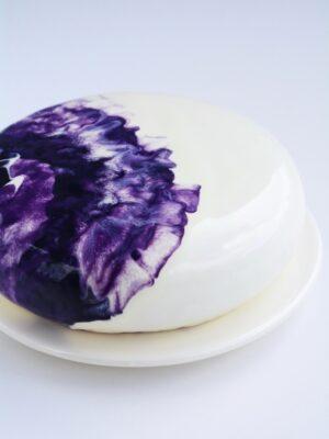 Mirror glaze kage